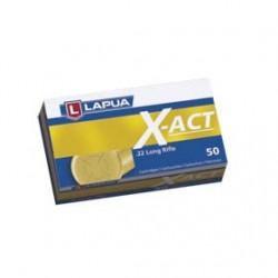 MUNICION LAPUA X-ACT 22LR 50UD