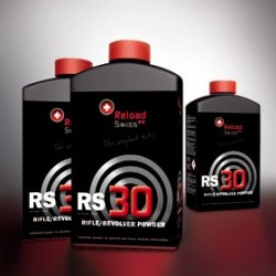 BOTE POLVORA RELOAD SWISS RS30 500GR