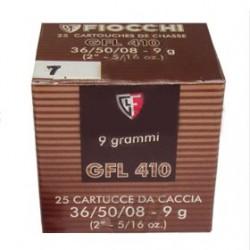 CAJA 25 CART. FIOCCHI GFL 410 PL36/50 P7