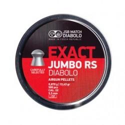CAJA BALINES JSB EXACT RS 5,52MM 0,870G 500 UD