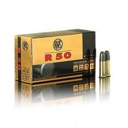 MUNICION RWS R50 22 LR 50UD