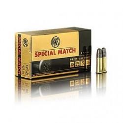 MUNICION RWS SPECIAL MATCH 22 LR 50UD