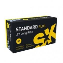 MUNICION SK STANDARD 22 LR 50UD