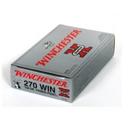MUNICION WINCHESTER SX 270 WIN 150GR 20UD