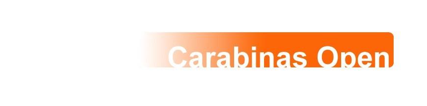CARABINAS OPEN