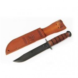 KA-BAR USMC LISA CON FUNDA