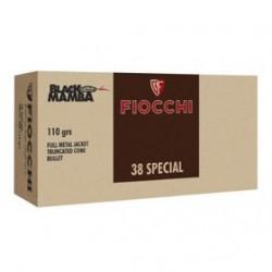 MUNICION FIOCCHI 9 CORTO BLACK MAMBA 50UD