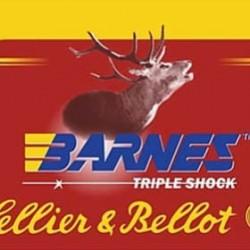 MUNICION S&B BARNES XLC 9,3X74R 250GR 20UD
