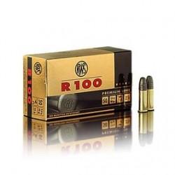 MUNICION RWS R100 22 LR 50UD