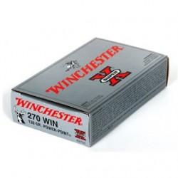 MUNICION WINCHESTER SX 270 WIN 130GR 20UD