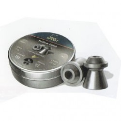 CAJA BALINES H&N HOLLOW POINT CAL.4,5 500UD